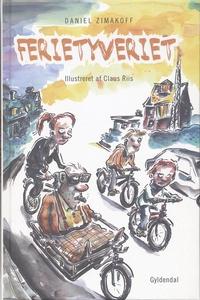 Ferietyveriet (e-bog) af Daniel Zimakoff