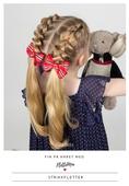 Fin på håret med FletteMia: Strikkfletter