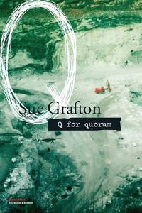 Q for Quorum (lydbog) af Sue Grafton