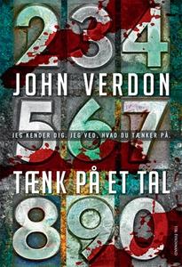 Tænk på et tal (lydbog) af John Verdo