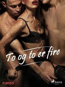To og to er fire (ebok) av Cupido noveller