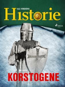 Korstogene (ebok) av All verdens historie .