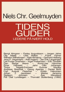Tidens guder (ebok) av Niels Chr.  Geelmuyden