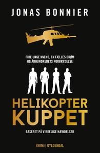 Helikopterkuppet (lydbog) af Jonas Bo