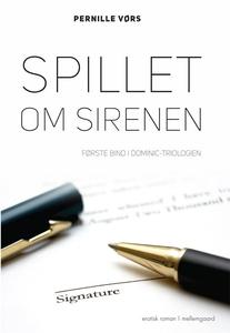 Spillet om Sirenen (e-bog) af Pernill