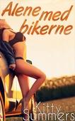 Alene med bikerne