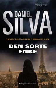 Den sorte enke (e-bog) af Daniel Silv