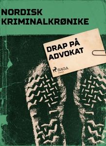 Drap på advokat (ebok) av Diverse forfattere