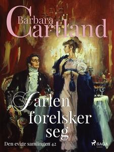 Jarlen forelsker seg (ebok) av Barbara Cartla
