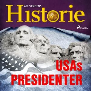 USAs presidenter (lydbok) av All verdens hist