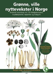 Grønne, ville nyttevekster i Norge (ebok) av