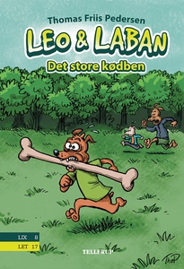 Leo og Laban #1: Det store kødben (e-
