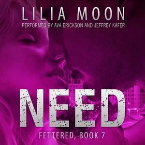 NEED: Ari & Jackson (lydbok) av Lilia Moon