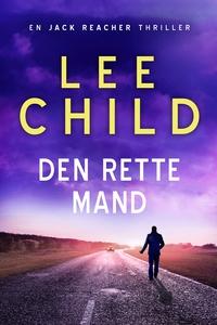 Den rette mand (lydbog) af Lee Child