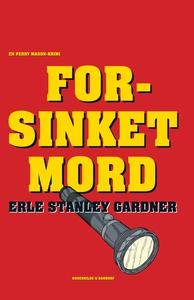 Forsinket mord (e-bog) af Erle Stanle