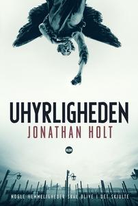Uhyrligheden (lydbog) af Jonathan Hol