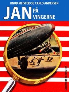 Jan på vingerne (e-bog) af Knud Meist