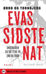 Evas sidste nat (lydbog) af Ole Tornb