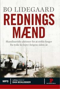 Redningsmænd (lydbog) af Bo Lidegaard