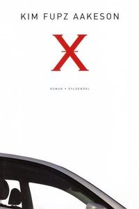 X (lydbog) af Kim Fupz Aakeson