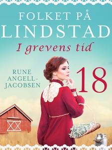 Folket på Lindstad 18 -I grevens tid (ebok) a