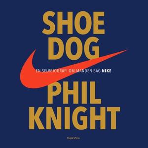 Shoe Dog (lydbog) af Phil Knight