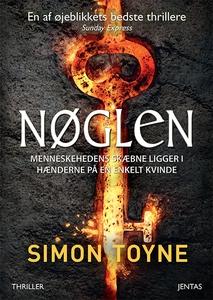 Nøglen (lydbog) af Simon Toyne
