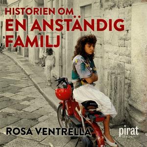 Historien om en anständig familj (ljudbok) av R