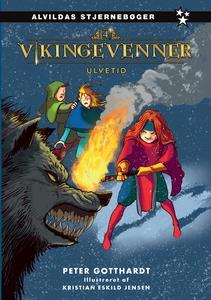 Vikingevenner 4: Ulvetid (e-bog) af P