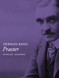 Præster (e-bog) af Herman Bang