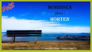 Mobissen på tur i Horten del 1