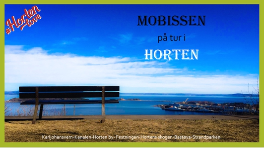 Mobissen på tur i Horten del 1 (ebok) av Are