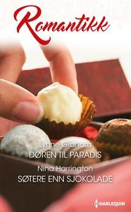 Døren til paradis / Søtere enn sjokolade (ebo