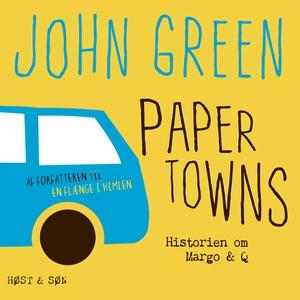 Paper Towns (lydbog) af John Green