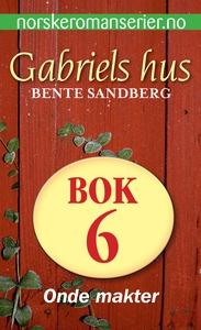 Onde makter (ebok) av Bente Sandberg