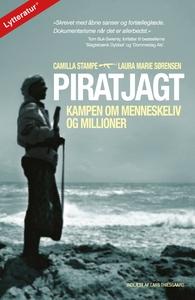 Piratjagt (lydbog) af Camilla Stampe,