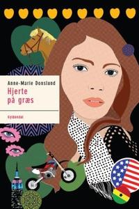 Hjerte på græs (e-bog) af Anne-Marie Donslund