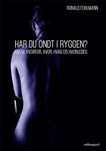 Har du ondt i ryggen? (e-bog) af Rona