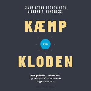 Kæmp for kloden (lydbog) af Claus Str
