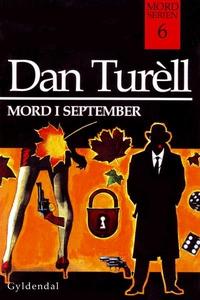 Mord i september (lydbog) af Dan Ture