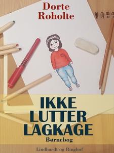 Ikke lutter lagkage (e-bog) af Dorte