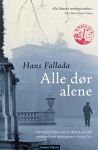 Alle dør alene (ebok) av Hans Fallada