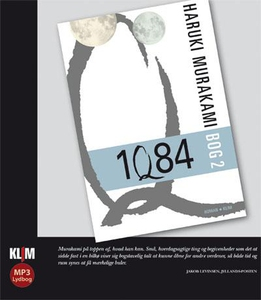 1Q84 bog 2 (lydbog) af Haruki Murakam