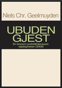 Ubuden gjest (ebok) av Niels Chr.  Geelmuyden