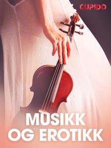 Musikk og erotikk - erotiske noveller (ebok)