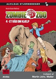 Zombie zoo 4: Et råb om hjælp (lydbog