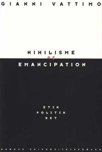 Nihilisme og emancipation (e-bog) af