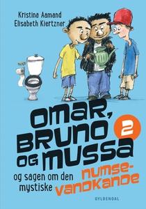 Omar, Bruno og Mussa og sagen om den