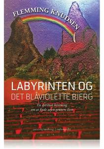 Labyrinten og det blåviolette bjerg.
