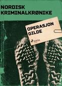 Operasjon Gilde
